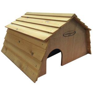 Johnston & Jeff Hedgehog House