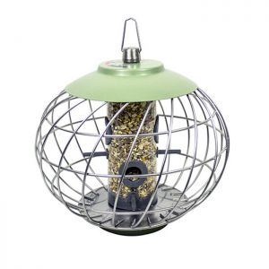 The Nuttery Helix Squirrel Proof Seed Feeder