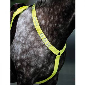 EQUI-FLECTOR Breastplate - Yellow