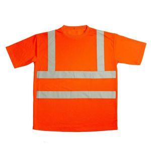 Warrior Hi-Vis T-Shirt - Orange