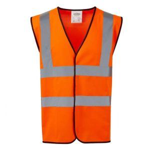 Hi-Vis Waistcoat - Orange