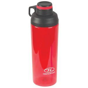 Highlander Hydrator Water Bottle - Red