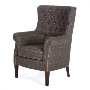 Worth Furnishings Holker Chair - Uist Night