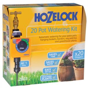 Hozelock 2803 20 Pot Watering Kit