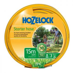 Hozelock 7215 Starter Hose - 15m