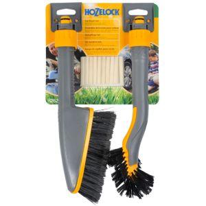 Hozelock 2624 Car Brush Twin Pack