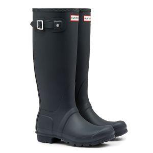 Hunter Original Women's Tall Wellington Boots – Navy