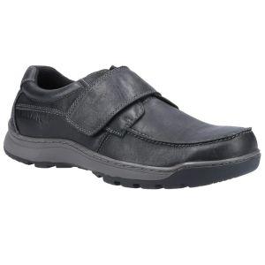 Hush Puppies Men's Casper Shoes - Black