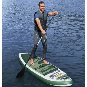 Bestway Hydro-Force Kahwai Inflatable Stand Up Paddle Board Set - 10ft