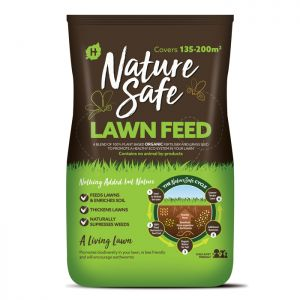 Hygeia Nature Safe Lawn Feed – 135-200m²