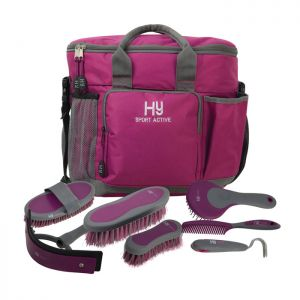 Hy Sport Active Complete Grooming Bag - Port Royal