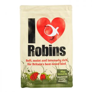 Jacobi Jayne I Love Robins Bird Food – 2KG