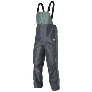 Betacraft ISO940 Men's Bib Overtrouser - Charcoal/Greenstone