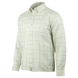 Jack Pyke Men's Countryman Shirt – Green Check