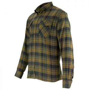 Jack Pyke Men's Flannel Shirt – Brown Check