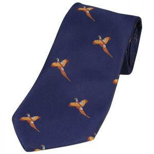 Jack Pyke Men's Pheasant Shooting Tie – Navy