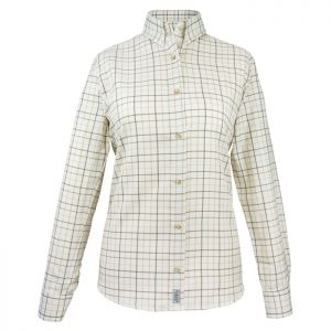 Jack Pyke Women's Countryman Shirt – Brown Check