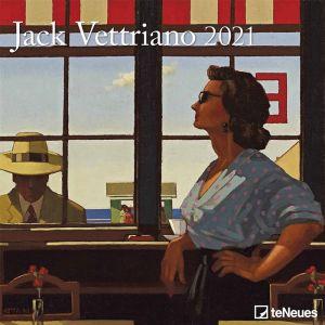Jack Vettriano Calendar 2021