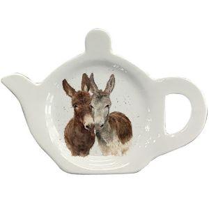 Bree Merryn Tea Bag Tidy – Jack & Diane the Donkeys