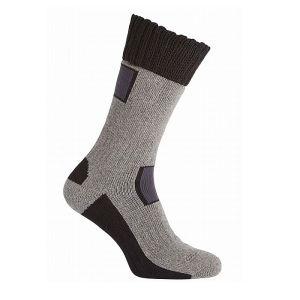 JCB Pro Rigger Boot Socks – Grey