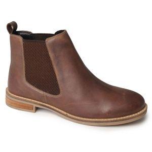 Silver Street Jenny Dealer Boots – Waxy Brown