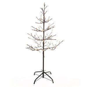 Jingles Bergen Sunrise LED Tree – Warm White, 1.2m