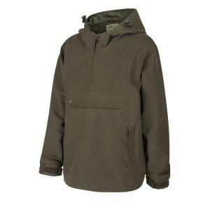 Hoggs of Fife Junior Struther Waterproof Smock Jacket - Green
