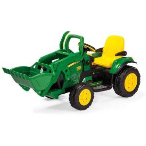 John Deere Ground Loader Ride-On Tractor