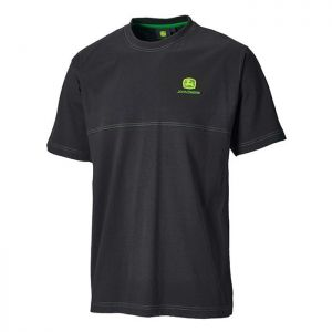 John Deere T-Shirt - Black