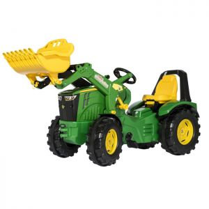 John Deere Rolly X-Trac 8400R Ride-On Tractor and Loader