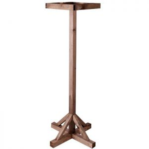 Johnston & Jeff Tabletop Bird Table