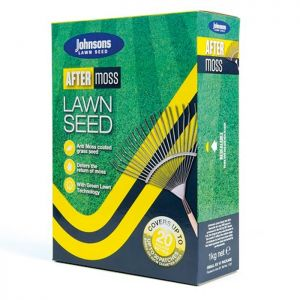 Johnsons After Moss Lawn Seed - 20m²