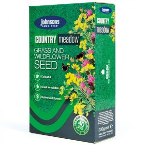 Johnsons Country Meadow Grass Seed - 40m²