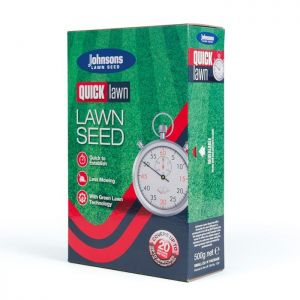 Johnsons Quick Lawn Seed - 20m²