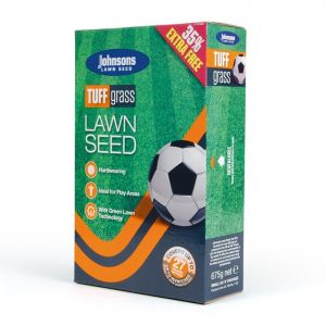 Johnsons Tuffgrass Lawn Seed - 27m²