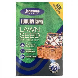 Johnsons Luxury Lawn Seed - 20m²