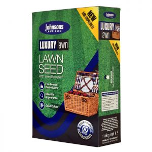 Johnsons Luxury Lawn Seed - 60m²