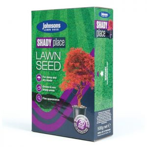 Johnsons Shady Place Lawn Seed - 20m²