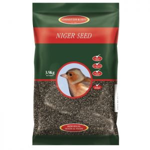 Johnston and Jeff Niger Seed - 3.5kg