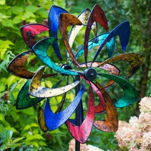 Jonart Design Malvern Starlight LED Wind Spinner