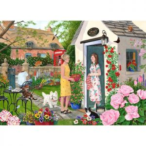 House Of Puzzles Big 500 The Harrow Collection MC543 Just To Say Jigsaw Puzzle - 500 Piece