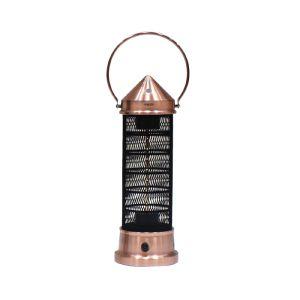 Kalos Copper Lantern Patio Heater - 1500W