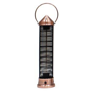 Kalos Copper Lantern Patio Heater - 2000W