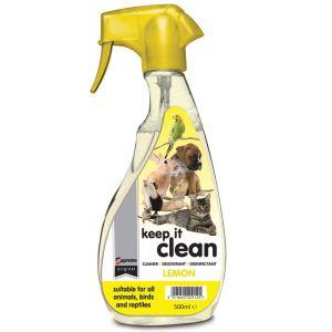 Keep It Clean Disinfectant Spray - Lemon, 500ml