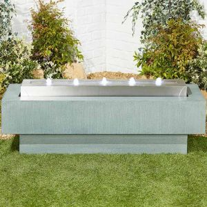 Kelkay Bubbling Trough Water Feature with LED's