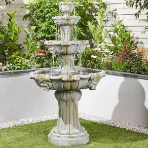 Kelkay Impressions Lioness Fountain