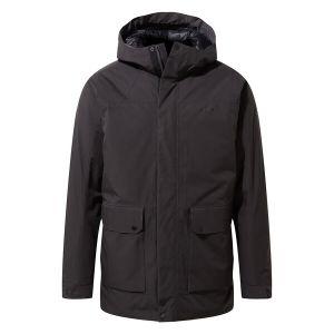 Craghoppers Men's Kenton Thermic Jacket – Black Pepper