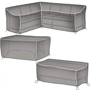 Kettler Charlbury Casual Dining Protective Cover Set - 2019