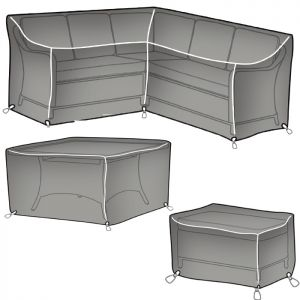Kettler Charlbury Mini Corner Set Protective Cover