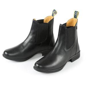 Shires Children's Moretta Alma Jodhpur Boots - Black